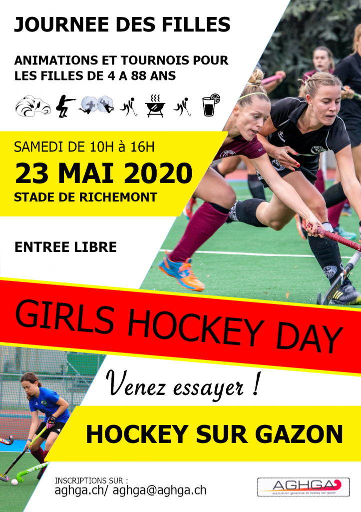 Flyer Journée des filles