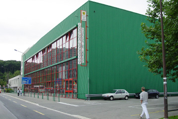 Centre sportif de la Queue d'Arve