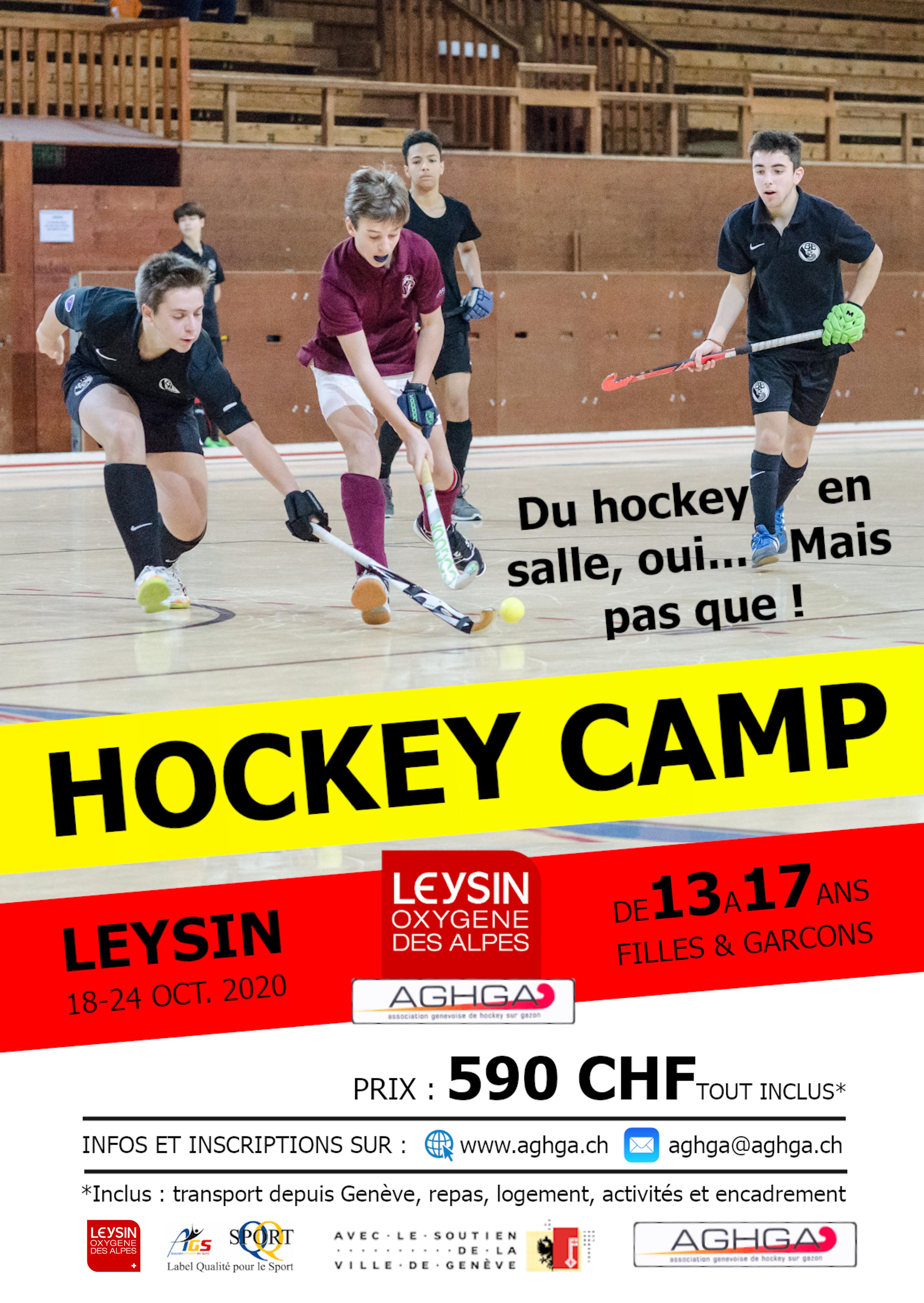 camp Leysin